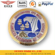 airforce coins front