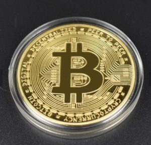 bitcoins transparent box package
