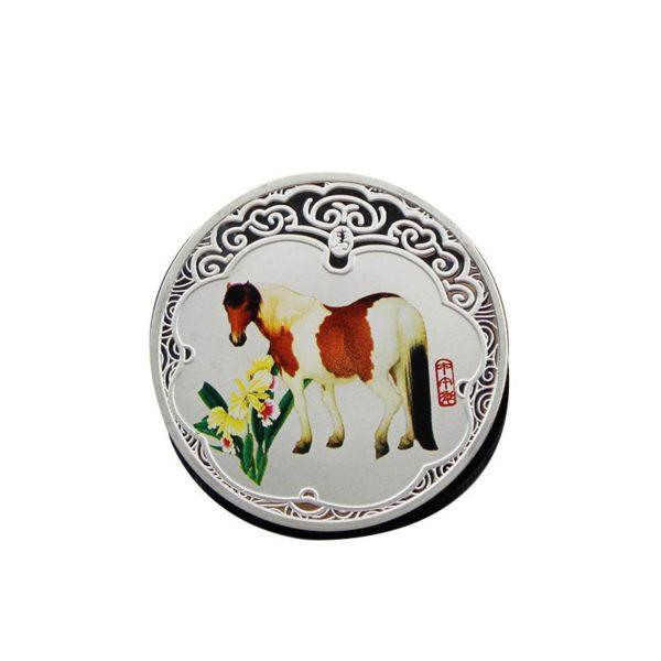 Animal horse coins