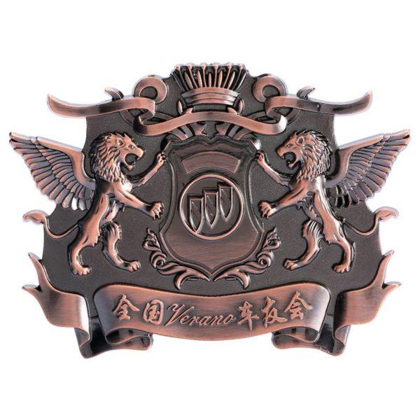 Chefs union custom coins