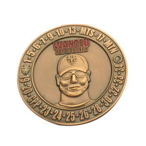 Coin for justice