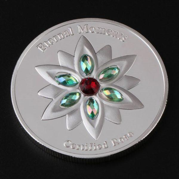 Custom Edelweiss coins