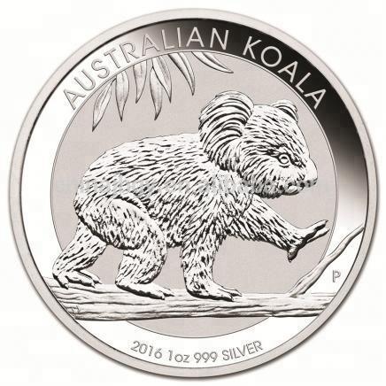 Custom lovely koala coins