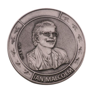 India 3D mark commemorative coin