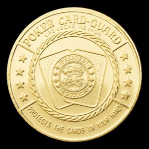 Las Vegas Lucky Gold Coin