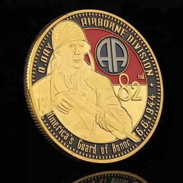 US military commemorative coins