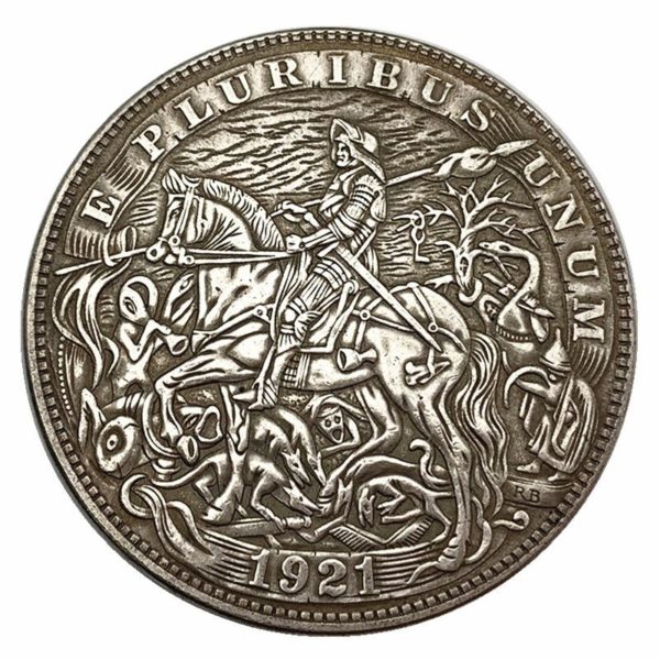 Vagrant American Knight antique coins