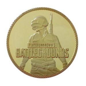 Warrior's battlefield coins