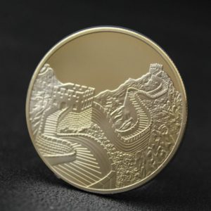 World Heritage Great Wall coins