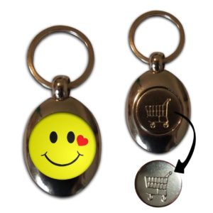 Smile Face Trolley Coins