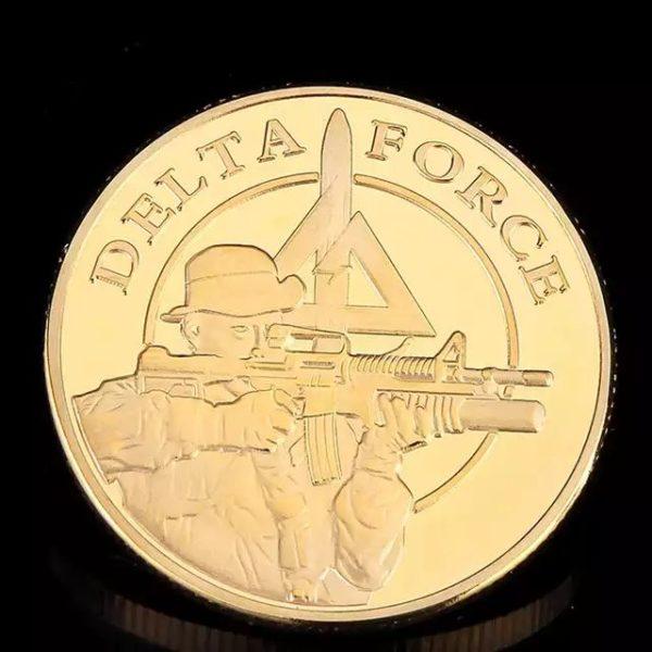 American sniper unit coins