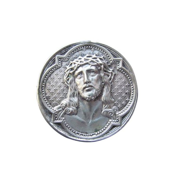 Figure metal carving coins