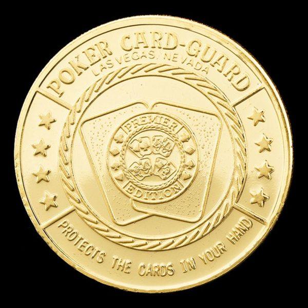 Las Vegas Lucky Gold Coin