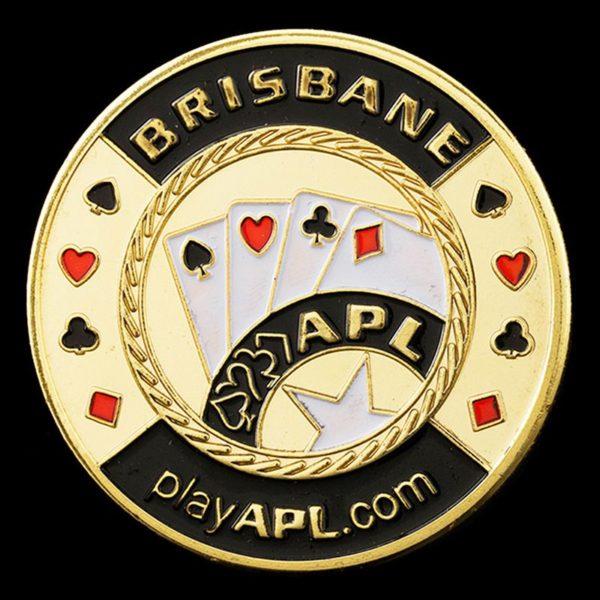 Las Vegas Poker Chip coins