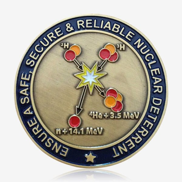 Medal of chemical research coins