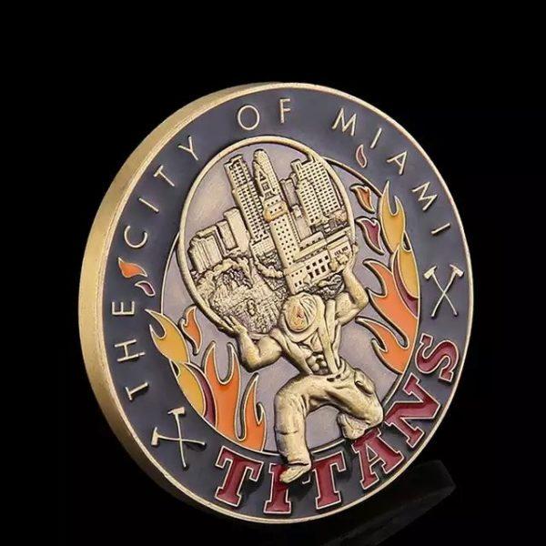Miami super giant coin