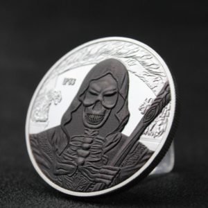 Soul Reaper silver coins