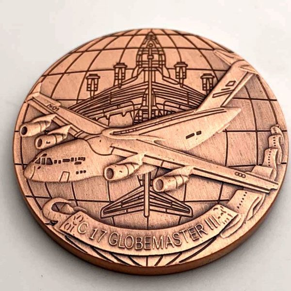 US Air Force fighter coins