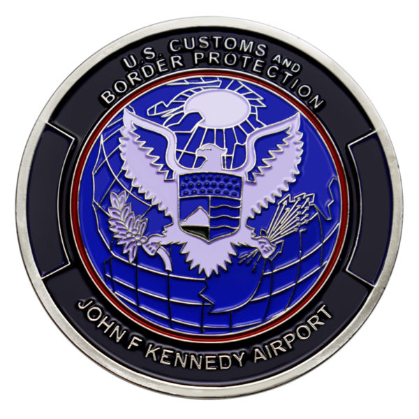 US military commemorative Challenge Coin