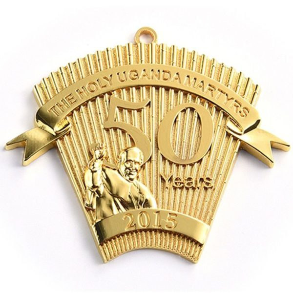 Uganda Medal of martyrs coins