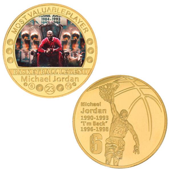 basketball commemorative coin